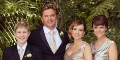 The day has finally arrived. Chris Warner and Rachel McKenna are finally going to tie the knot in what could be the Shortland Street wedding to beat them all. Chris Warner, Bridesmaid Dresses, Wedding Dresses, Tie The Knots, Home And Away, Tv Shows, Stars, Street, Movies