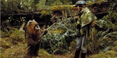 What Really Happened To The Ewoks After Return of The Jedi, According To Science