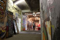 Because we like art even if the the house is close. Inside Tacheles. #berlin #art