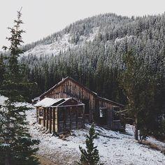 A perfect cabin...