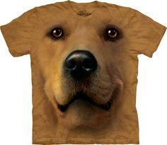 Golden Retriever Shirt - www.AnimalShirt.net