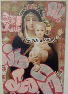 Urban Mary/Baby Jesus