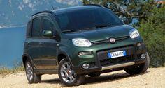 Los Mejores Autos: Fiat Panda XL 2013