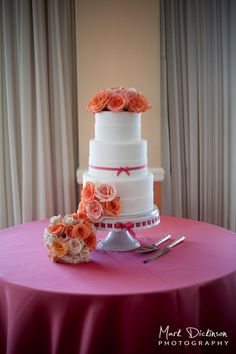 My Wedding Cake by The Pastry Studio, Photography by Mark Dickinson Photography