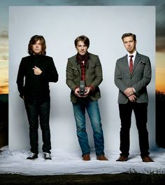Hanson performs at Wildhorse Saloon September 10! Tickets on sale Tuesday, April 9 at http://www.nowplayingnashville.com/page/TicketsOnSale663