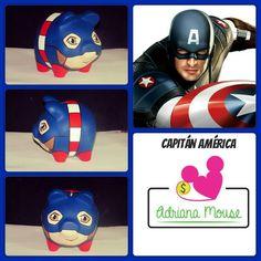 Capitán América de los Vengadores