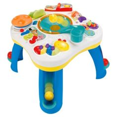 Bright Starts Activity Table £44.50 Tesco (£22 with clubcard boost vouchers)
