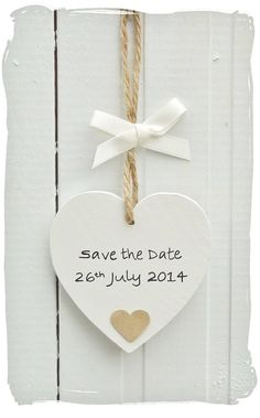 www.bynicki.co.uk  Save the Date Hearts