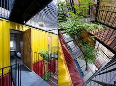 Ccasa Hostel by TAK architects, NHA Trang – Vietnam » Retail Design Blog