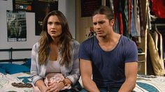 Tyler tells Amy what happened between them next on #Neighbours