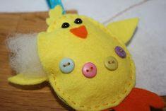 Smuleblogg: Påskesyssel - hjemmelaget påskepynt Pikachu, Easter, Crafts, Decorating, Fictional Characters, Hens, Kunst, Decor, Manualidades
