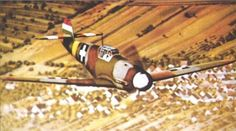 Magyar Bf 109.