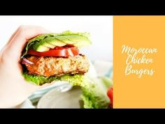 Skip To RecipeThese Moroccan Chicken Burgers are packed with flavor and make for the perfect light Spring or Summer chicken …