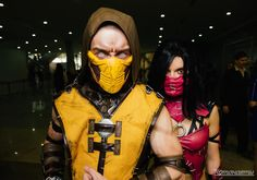 Les cosplays la Comic Con russe ! Attention c'est du lourd...