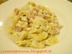 crema e panna: Tortellini asciutti con Secuquick