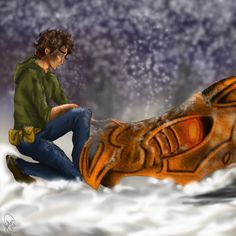 Percy Jackson and Heroes of Olympus by spidiman.deviantart.com on @deviantART