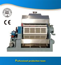 3000-4000pcs/h good quality 8 sides rotary egg tray production line without drying line