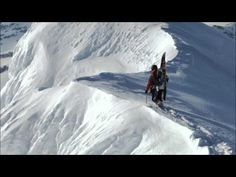 Splitboarding in the Pursuit of Happiness   A New Zealand Freeride Story, Ep. 5 - YouTube