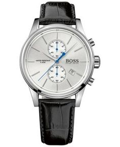 d6571cb63b6 Hugo Boss Mens Jet Watch 1513280 from House Of Watches.
