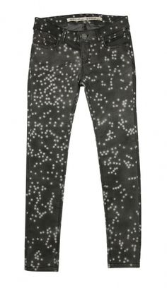 Supertrash star jeans. #littleskyefall2012