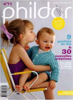Phildar 71 (1) - 紫苏 - 紫苏的博客