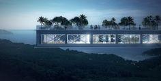Zhuhai Urban Heart, Serie Architects