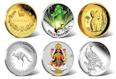 Perth Mint of Australia Collector Coins for July 2017