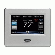 Most Powerful Comfort Control: Intuitive and Simple to Use The revolutionary Infinity Control taps the power of the Infinity System. You'll find unmatched access to every type of environmental control. Remote programming can be added as an accessory. Simply our best thermostat.
