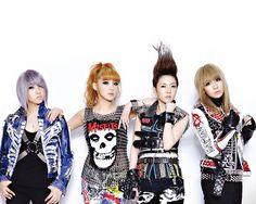 #2NE1  #Kpop