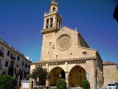 San Lorenzo de Córdoba, España (construcción siglo XIII / torre de 1555)