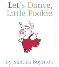Let's Dance, Little Pookie by Sandra Boynton - Yard Sale Price:  Part of $25.00 Bundle - http://www.amazon.com/dp/0375845194/ref=cm_sw_r_pi_dp_TGx1tb1PMA3HXJ5N
