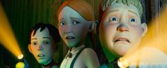 DJ & Jenny & Chowder | Monster House movie | 2006 Jon Heder, Kathleen Turner, Scary Films, Disney Animation, Animation Movies, Catherine O'hara, Monster House, Disney Animated Movies, Heart For Kids