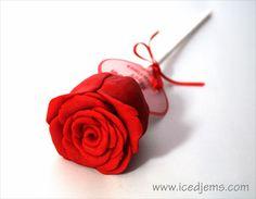 rose cake pop tutorial