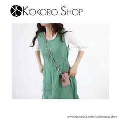 Si sólo necesitas las llaves de casa y el móvil, este es el bolso perfecto para dar un paseo, ir de conciertos,a la playa...etc. Un accesorio que no pesa y que te deja las manos libres para poderte mover con soltura. - Disponible en varios colores. Síguenos en Instagram: @kokoro_shop_ig https://www.facebook.com/kokoroshop.store/   #bolsos #mini #fashion #girls #colors #moda #mujer #complementos #outfit #cute #lovely #shopping #tiendas #compras #chicas #bags #handbags #bolsos #pink #rosa…