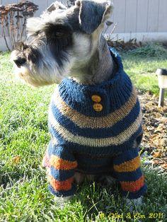 The Weekender I Dog Sweater S by ElsaAndEm on Etsy, $31.00