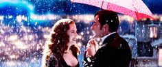 Her red hair was epic throughout the entire movie. Nicole Kidmas - Moulin Rouge