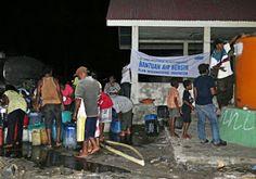 Il Pollaio delle News: Emergenza acqua e cibo in 39 villaggi