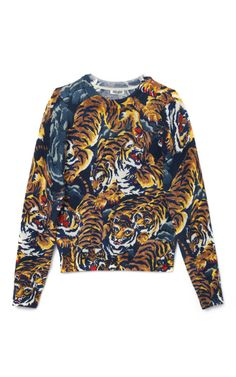 The return of Kenzo  Kenzo Flying Tigers Sweater