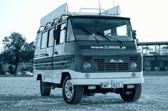 Grzmiący Rydwan: Nasz Żuk! Bus Engine, Campers, Recreational Vehicles, Automobile, Trucks, Concept, Vans, Camper Trailers, Car