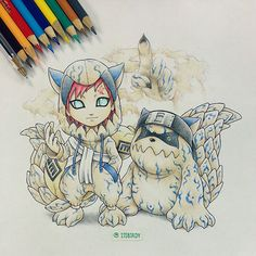 Artist: Itsbirdy | Naruto | Gaara