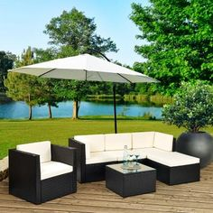 Rattan garden furniture, Rattan dining table sets, Modular rattan garden furniture, Light Brown rattan garden furniture, Rattan garden furniture with free outdoor cover.