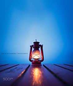 The red lantern - null