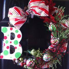 Christmas wreath :)