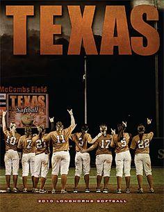 Texas Softball.....my daughters life