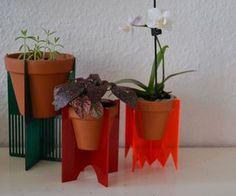 Laser cut planters                                                                                                                                                                                 More