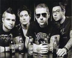 Avenged Sevenfold! I absolutely love these guys. foREVer<3