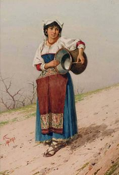 Traditional Italian Clothing | italy date 19th century notes italy like many other european