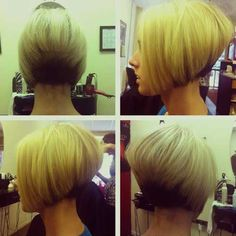 20 Best Stacked Layered Bob | Bob Hairstyles 2015 - Short Hairstyles for Women