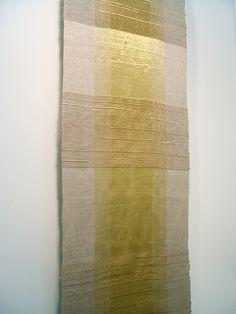 metallic-eclipsegold textiles by HIROKO TAKEDA