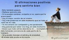 10 afirmaciones positivas